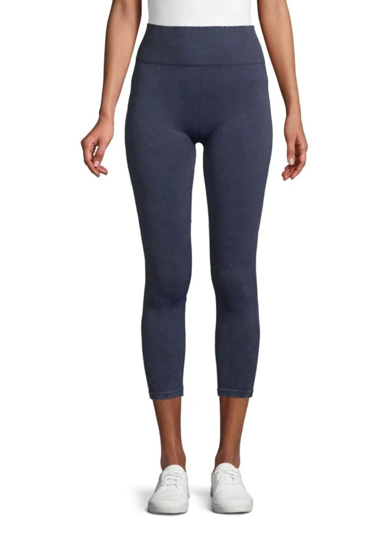 Electric High-Rise Cropped Leggings