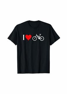 Electric I Love E-Bike T-Shirt