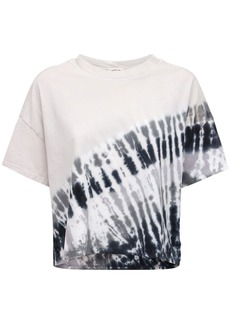 Electric Love Tie Dye Cotton T-shirt