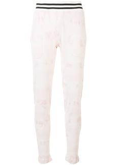 Electric Monroe cotton track pants