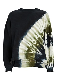 Electric Neil Tie-Dye Sweatshirt