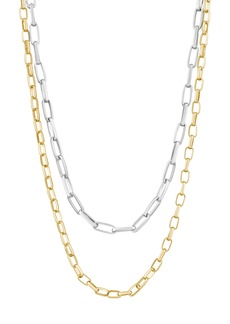 Women's Electric Picks Cali Layered Necklace
