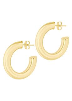 Women's Electric Picks Idol Hoop Earrings