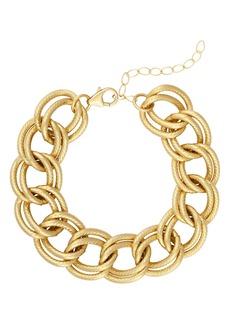 Women's Electric Picks Jewelry Camelot Chain Bracelet