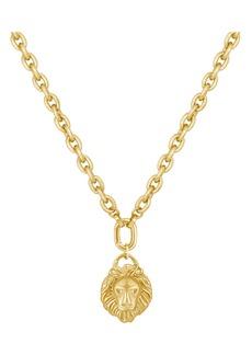 Women's Electric Picks Labyrinth Pendant Necklace