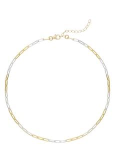 Women's Electric Picks Mercury Chain Necklace