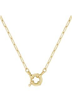 Women's Electric Picks Neptune Pendant Necklace