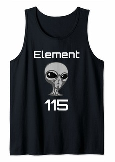 ELEMENT 115 Alien Fuel Tank Top