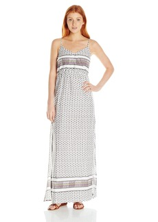 Element Juniors Poolside Woven Maxi Dress