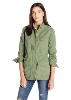 Element Juniors Rachelle Military Twill Jacket
