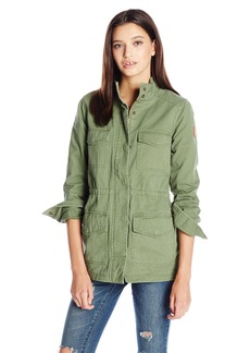 Element Juniors Rachelle Military Twill Jacket  Small