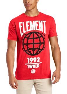 Element Men's 1 World Short Sleeve T-Shirt