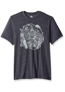 Element Men's Art T-Shirts Heathered Colors  S