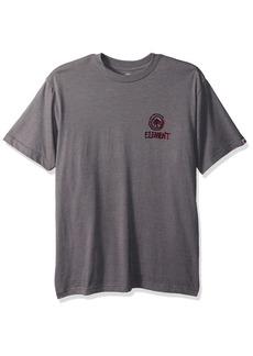 Element Men's Art T-Shirts Heathered Colors Voices Grey