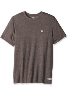 Element Men's Arthur Mock Twist Short Sleeve Crew Shirt  Medium