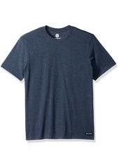Element Men's Basic Crew Short Sleeve T-Shirt  XL