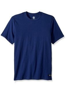 Element Men's Basic Short Sleeve Crew Shirt  L