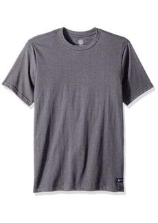 Element Men's Basic Short Sleeve Crew Shirt  M