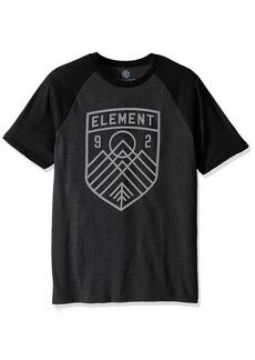 Element Men's Raglan Short Sleeve T-Shirt
