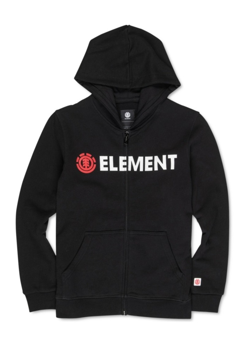 Element Men's Blazin Logo Zip Hoodie