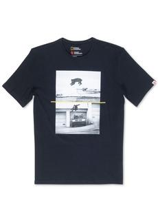 Element Men's Nat Geo Bobcat Westgate Graphic T-Shirt