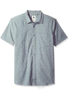 Element Men's Bowmont Short Sleeve Woven Shirt  L