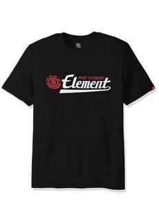 Element Men's Logo T-Shirt Solid Colors  XL