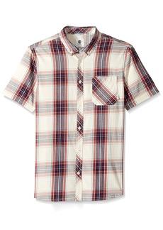 Element Men's Cedar Light Weight Flex Short Sleeve Woven Shirt  2XL