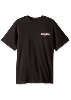 Element Men's Art T-Shirts Solid Colors