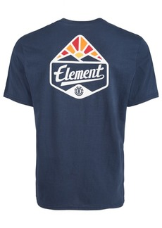 Element Men's Dowling Logo Graphic T-Shirt