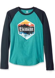 Element Men's Dusk Raglan Shirt  XL