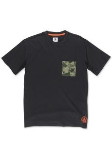 Element Men's Ea Camo-Pocket T-Shirt