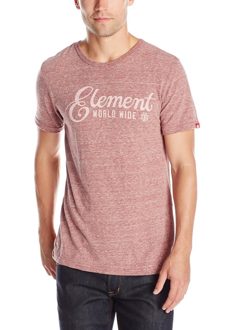 Element Men's E.W.W Short Sleeve T-Shirt