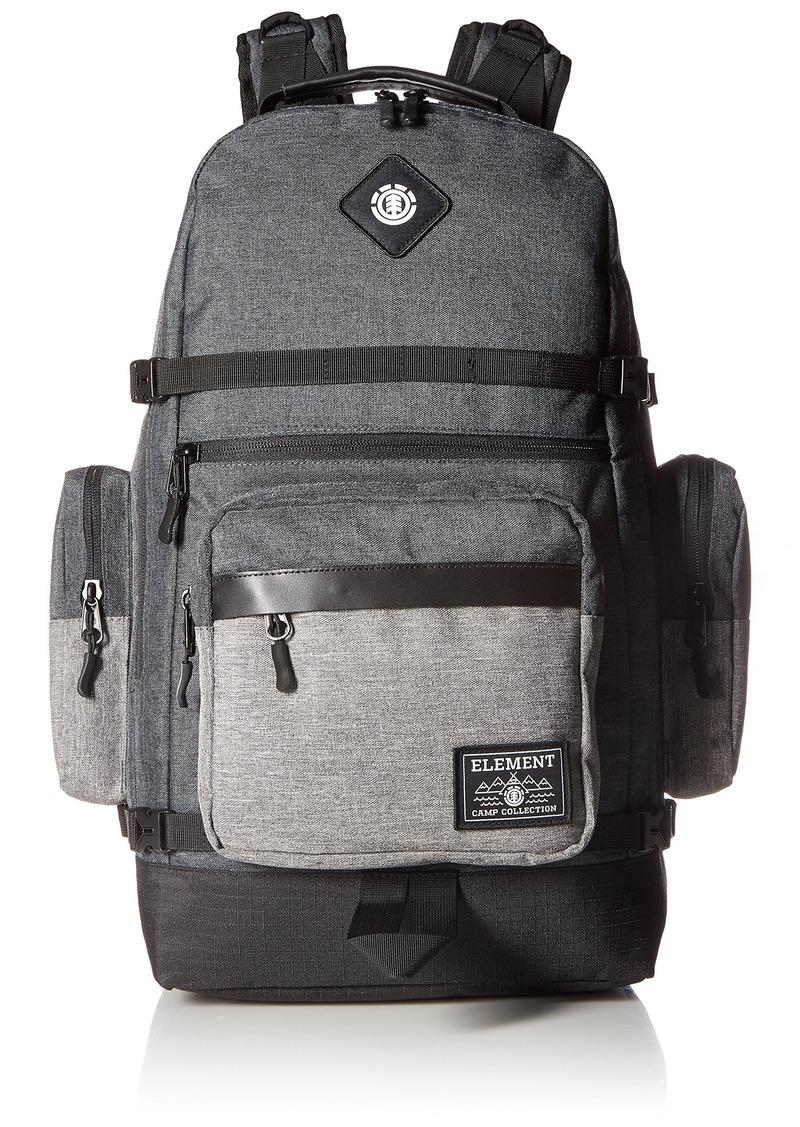 4787aa5c29ae Element Element Men s Excurser Backpack Black Heather