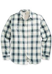 Element Men's Fleece Plaid Shirt