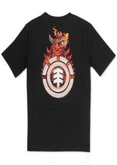Element Men's Florian Logo T-Shirt