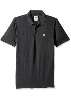 Element Men's Freddie Short Sleeve Polo T-Shirt