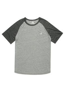Element Men's Fundamental Raglan Short Sleeve T-Shirt