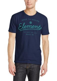 Element Men's Hard Short Sleeve T-Shirt