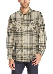 Element Men's Hawkins Flannel Shirt
