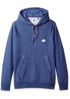 Element Men's Highland Henley Fleece Hoody  S