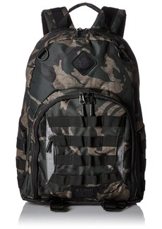 Element Men's Hilltop Backpack map camo ONE