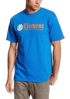 Element Men's Horizontal Short Sleeve T-Shirt