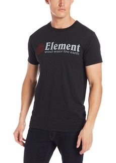 Element Men's Horizonyal Short Sleeve T-Shirt