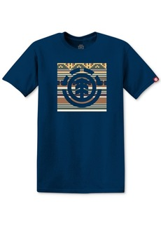 Element Men's Indiana Logo Block T-Shirt