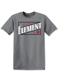 Element Men's Lager Logo T-Shirt