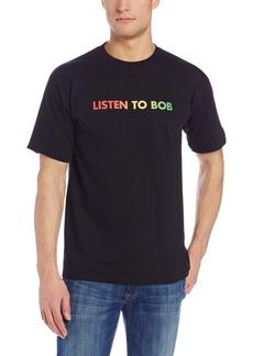 Element Men's Listen Short Sleeve T-Shirt
