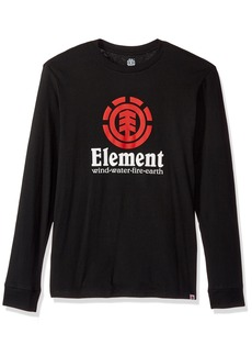 Element Men's Long Sleeve T-Shirt  S