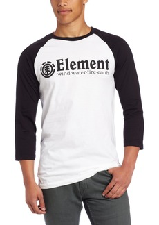 Element Men's Mic Baseball T-Shirt
