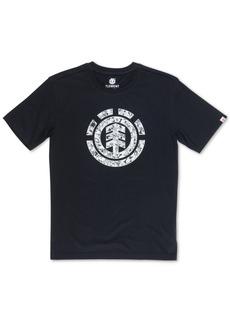 Element Men's Multi Icon Logo Graphic T-Shirt
